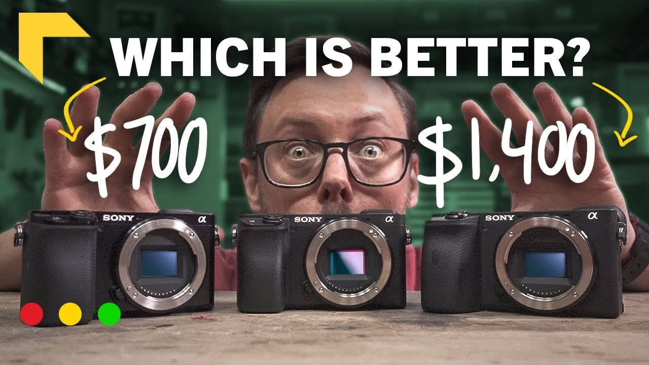 Which Sony Mirrorless Camera is Right For You?