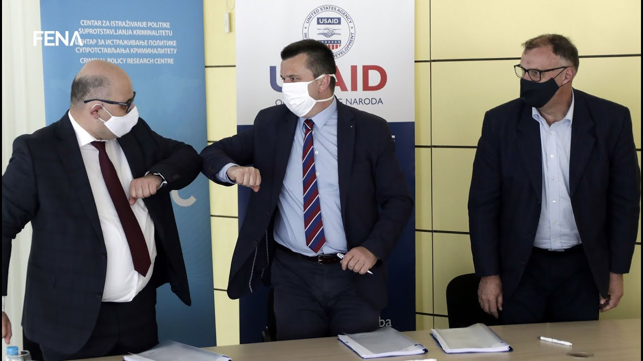 Potpisan Ugovor o istraživanju sudskih slučajeva trgovine ljudima u BiH