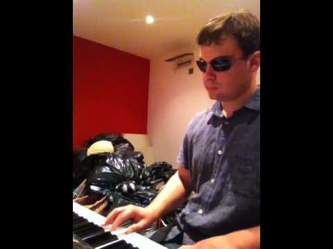 A-ha - The Living Daylights (piano cover)