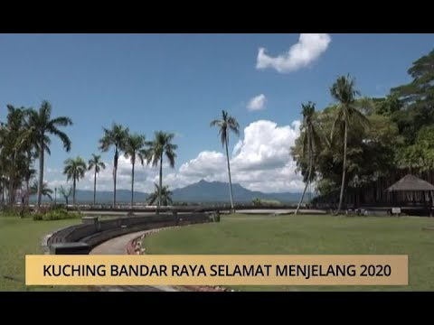 AWANI - Sarawak: Kuching bandar raya selamat menjelang 2020