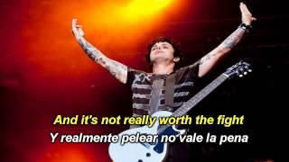 Green Day - Walk Away (Subtitulado En Español E Ingles)