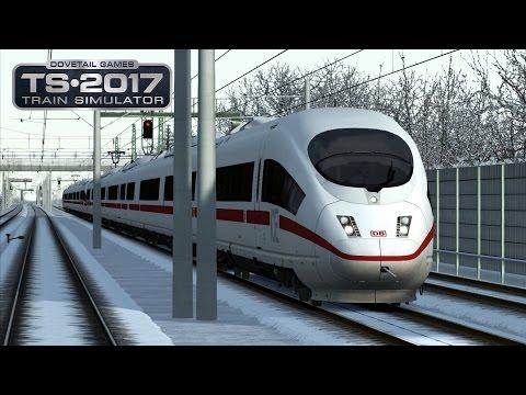 Train Simulator 2017 I #10 ★ ICE 3M Doppeleinheit I Augsburg - München [Deutsch/HD]
