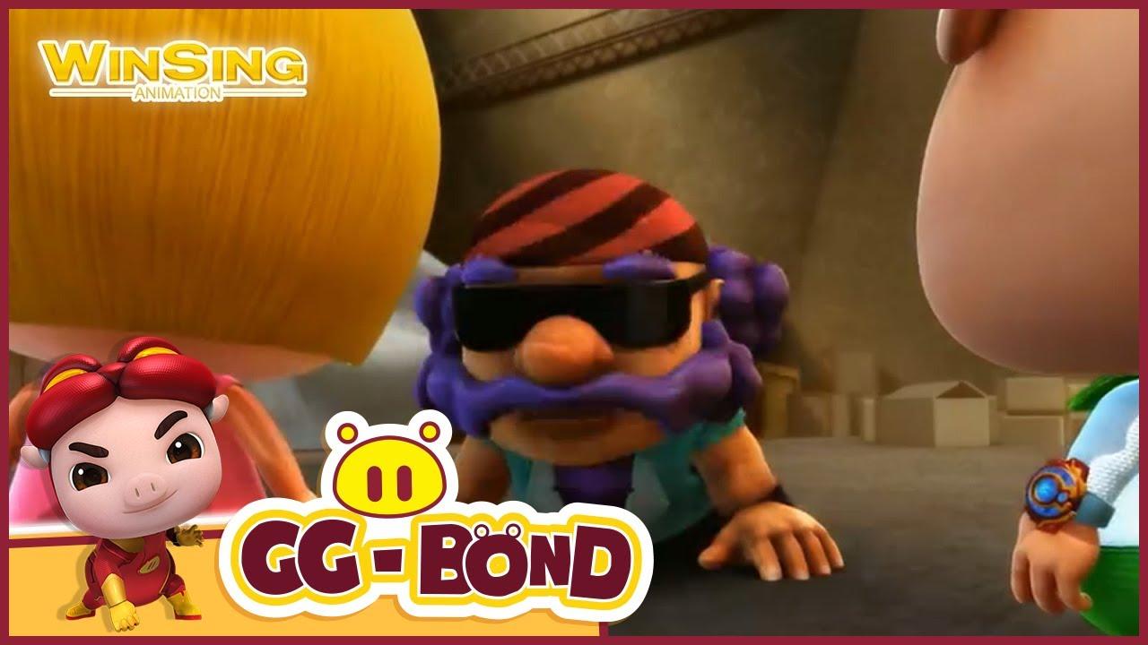 豬豬俠之百變聯盟S9E34_GG Bond Season 9_Shapeshifting Union_Episode34 - YouTube