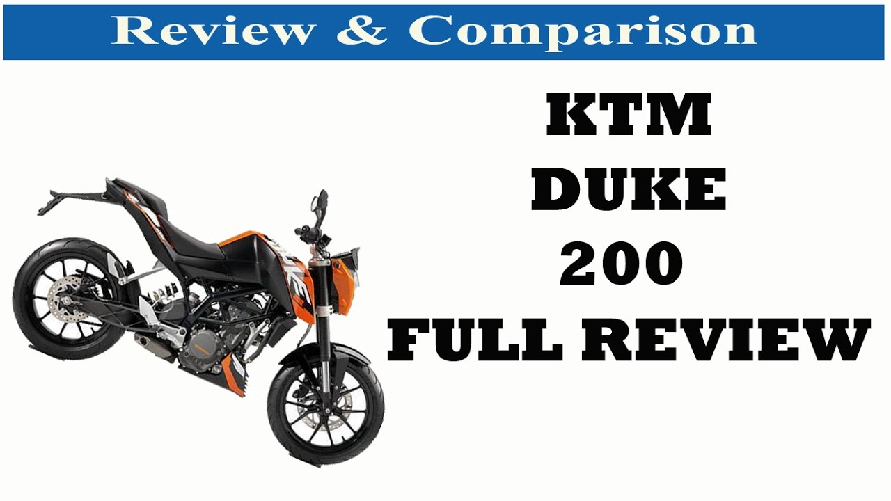 ktm duke 200 bike full review , specification and features 2017