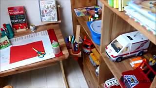 Обзор детской мебели КИНД - Реальная обстановка детской комнаты