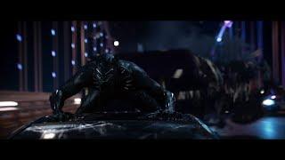 Black Panther / Kara Panter (2018) Türkçe Altyazılı 1. Teaser Fragman - Martin Freeman, Andy Serkis
