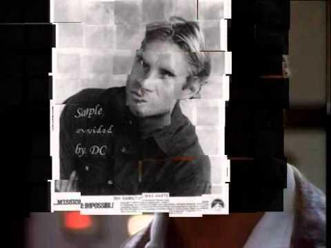 Anthony Hamilton - Actor - In Memories (Tributo).wmv
