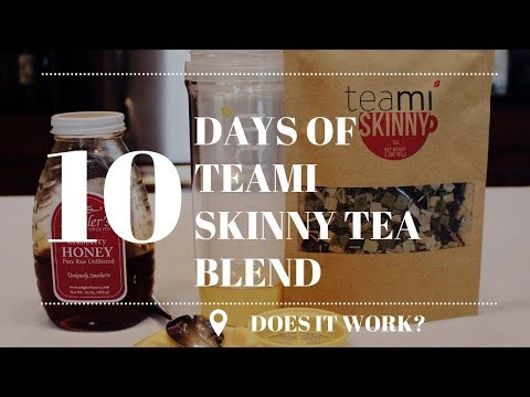 10-days-of-teami-blends-skinny-tea-|-a-collaboration-&-review-|-drelux-tv