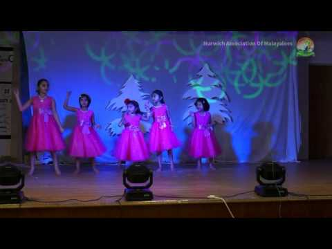 Rathiri poothiri Group dance
