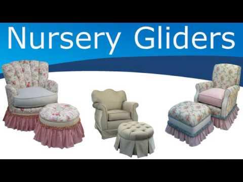 Nursery Gliders Little Castle Glider