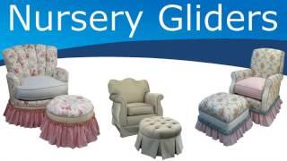Nursery Gliders, Little Castle Glider, Glider Rocking Chair