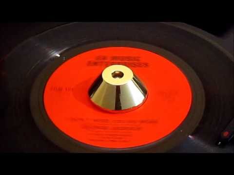 George Jackson - I Don't Need You No More - ER Music Enterprises