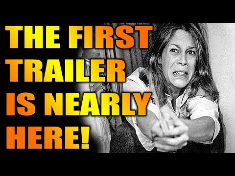 Halloween 2020 Cinema Con Trailer Halloween 2018: First Trailer Drops At Cinemacon!   YouTube