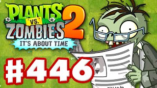 Plants vs. Zombies 2: It's About Time - Gameplay Walkthrough Part 446 - Modern Day Part 1 (iOS)