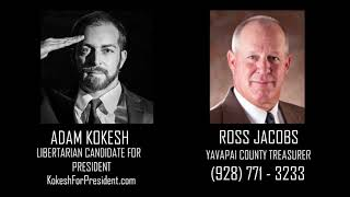 Adam VS The Tax Man (call with Yavapai County Treasurer)