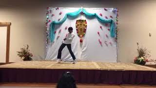 Chicago NSNA Deepavali 2017 Mersal & Chalmar Dance