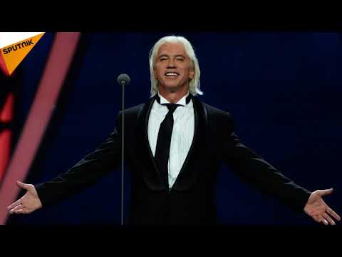 Dmitri Hvorostovsky Died in London at the Age of 56