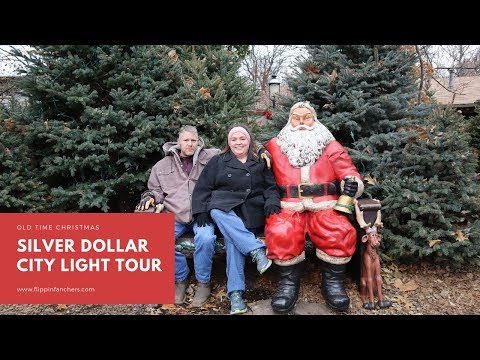 Tour Of The Silver Dollar City Christmas Lights