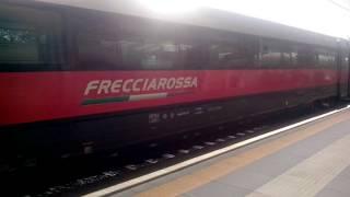 Annuncio Frecciarossa 9593 a Rimini