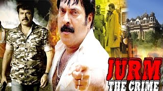 Jurm The Crime - (2016) - Dubbed Hindi Movies 2016 Full Movie HD l Mamooty, Amla