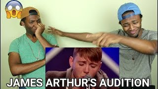 James Arthur's audition - Tulisa's Young - The X Factor UK 2012 (REACTION)