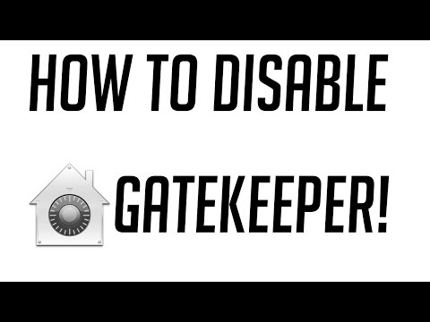 Osx Mountain Lion How To Disable Gatekeeper