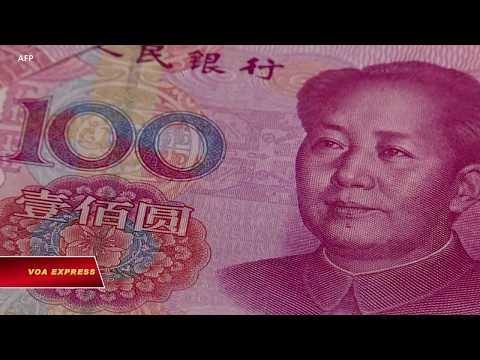 VN Cho Dùng Tiền Trung Quốc ở Biên Giới Việt-Trung (VOA)