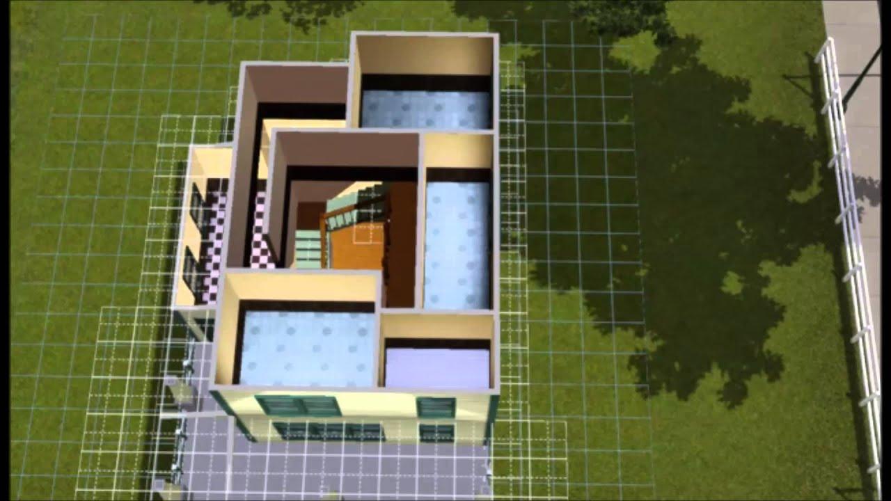 Sims 3 Build A Christmas Story Baseballboy4210 Youtube