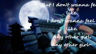Nu~ Any other girl lyrics??