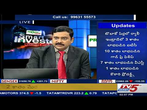 16th  August 2017 TV5 Money Smart Investor