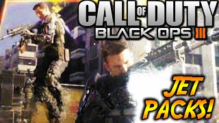 BLACK OPS 3: MASSIVE LEAK! Multiplayer Movement System, Thrusting & MORE! (BO3 NEW Movement System)