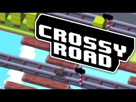 SCHEIß ADLER! | Crossy Road