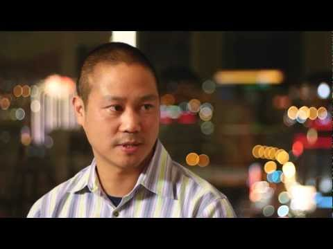 Foundation 25 // Tony Hsieh - YouTube