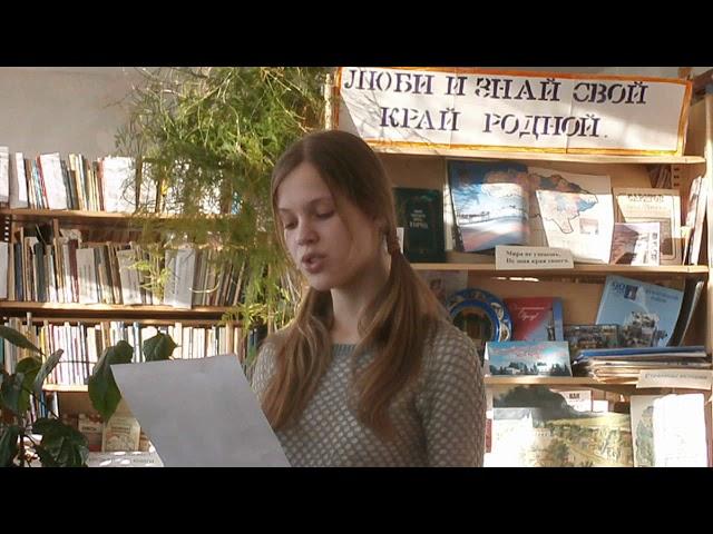 Изображение предпросмотра прочтения – КсенияКиселёва читает произведение «Весенний вечер» И.С.Тургенева