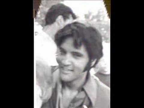 Elvis - Walk a Mile In my Shoes