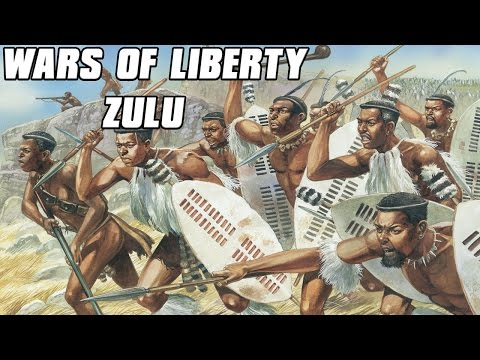 Wars of Liberty - Zulu Attack - Age of Empires 3 Mod
