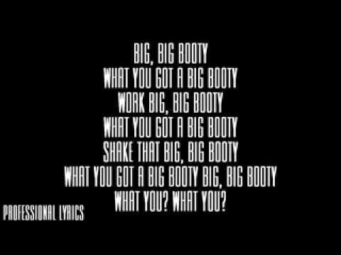 Jennifer Lopez ft Iggy Azalea - Booty Lyrics video