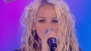 Jennifer Ellison - Bye Bye Boy (Live at CDUK 24 Jul 04)