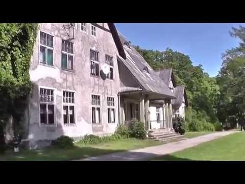 Illuste manor Estonia