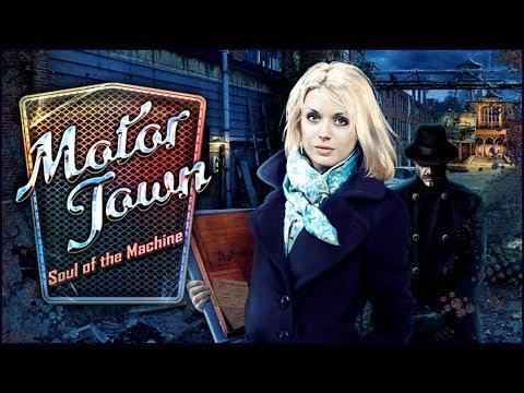 Motor Town. Soul Of The Machine   Город-призрак. Проклятие машин прохождение #1