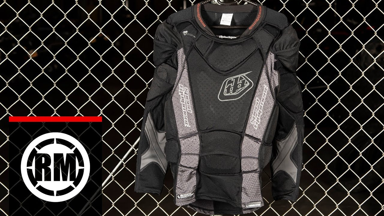Troy Lee Designs 7855 Protective Long Sleeve Shirt-M