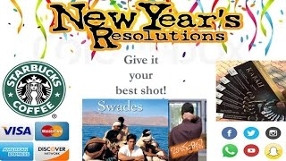 New Year Unusual Resolutions Expectation in Reality (Full Compilation)