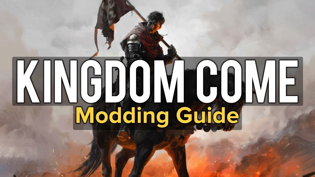 How to Install Mods for Kingdom Come Deliverance
