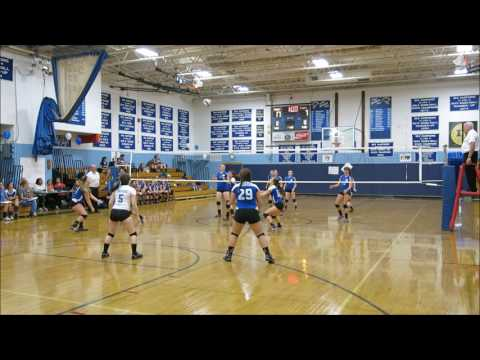 Inter-Lakes HS Volleyball v. Winnisquam Regional High School 10/19/16