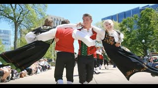 Norwegian Alleluia (lyrics)- Arnesen | National Lutheran Choir
