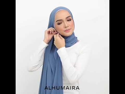 Tutorial Hijab Simple quot; Ala Nissa Sabyan quot;  YouTube
