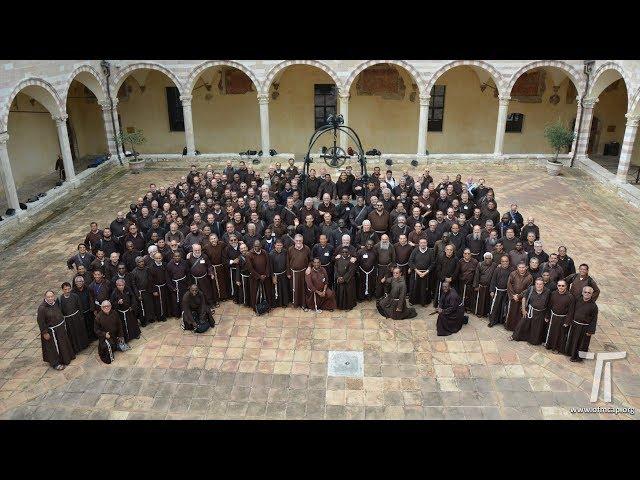 Pellegrinaggio ad Assisi, 08.09.2018.