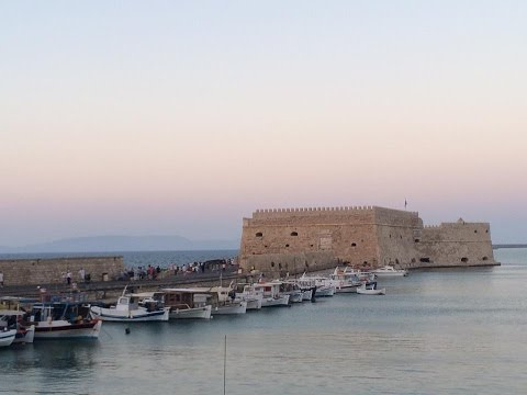 ALog 0037: Crete - Heraklion, Knossos, and Matala Beach