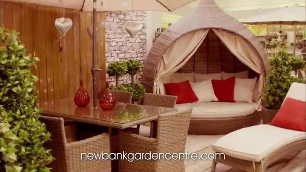 Newbank Garden Centre - TV Advert 2014 - YouTube