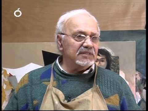 25 FEB.2010  NORIKIAN exhibition - Interview on OTV Lebanon